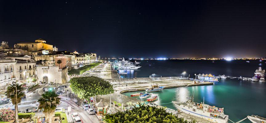 Ristorante le terrazze sul mare grand hotel ortigia chef for Hotels in ortigia