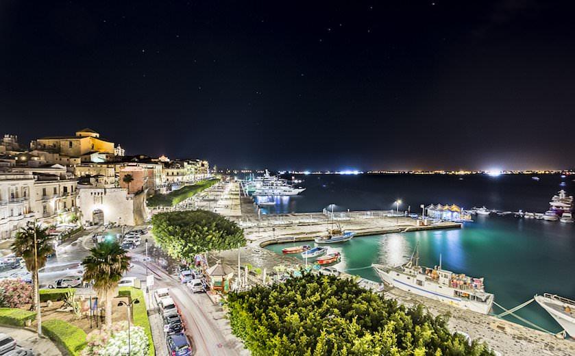 Ristorante Le Terrazze Sul Mare, Grand Hotel Ortigia, Chef Maurizio Urso