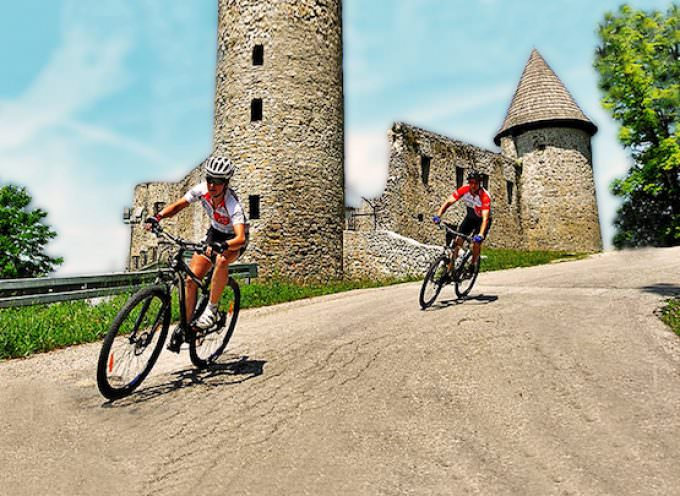 Dalmazia centrale: vacanze in bicicletta, cicloturismo smart