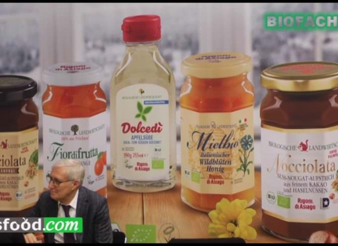 Rigoni Asiago a Biofach 2017: Andrea Rigoni (Video)