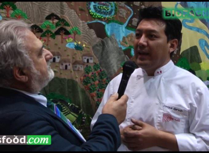 Enrique Servàn- Chef Alta Cucina Peruviana – Serrano, Berlino (Video)