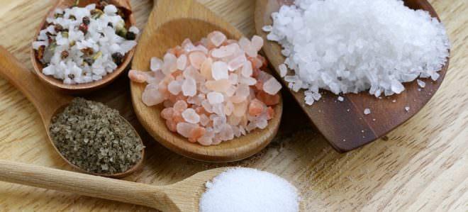 L'utilizzo del sale in cucina:  by Marco Di Lorenzi