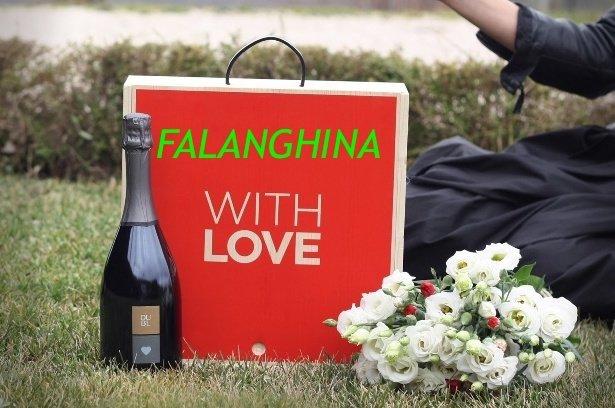 Dubl Brut, Falanghina per San Valentino e per tutto l'anno
