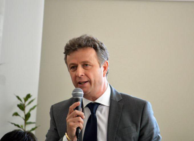 Testo Unico del Biologico: Giorgio Mercuri a Biofach