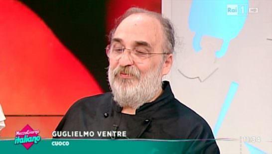 Guglielmo Ventre a Rai1