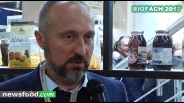 Massimo Monti a Biofach 2017: Alce Nero obiettivo USA (Video)