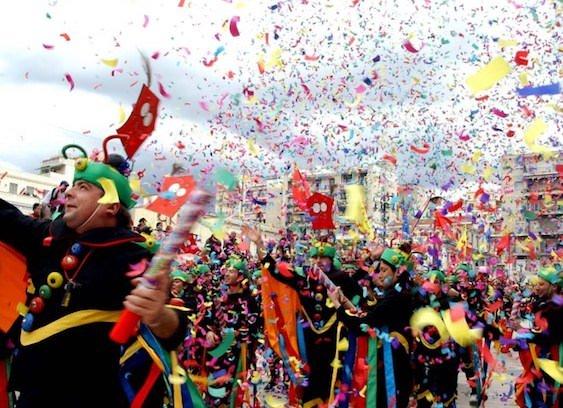 Cipro: Carnevale di Lemesos (Limassol) Patrimonio Intangibile dell'Umanità UNESCO