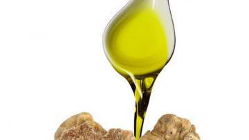 Olio con tartufo o aroma naturale di tartufo… e bismetiltiometano
