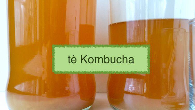 Come si prepara il tè Kombucha