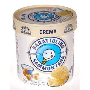 Barattolino Sammontana - crema