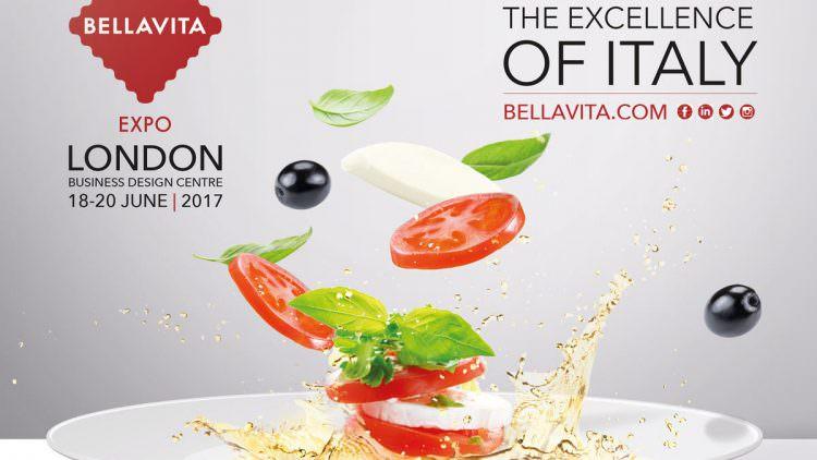 Bellavita Expo London, 4a edizione, 18-20 Giugno 2017