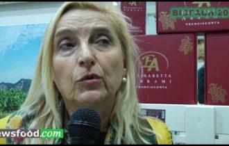Elisabetta Abrami: bollicine Bio Franciacorta a Biofach 2017 (Video)