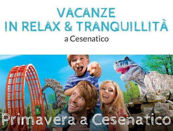 Camping Village Pineta sul Mare: In primavera Mirabilandia con noi è gratis