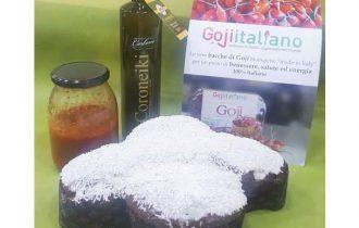 Colomba di Pasqua con Goji italiano e bergamotto by Stella Fiorino