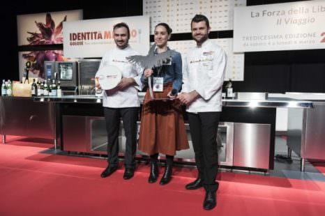 Enrico Bartolini, Valentina Preti e Remo Capitaneo
