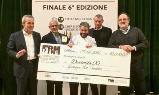 La premiazione del Premio Birra Moretti Grand Cru 2016