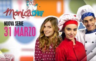 Monica Chef al debutto su Disney Channel