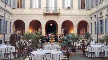"""Palazzo Bavara: cena benefica con chef stellati per """"Azione contro la fame"""""""