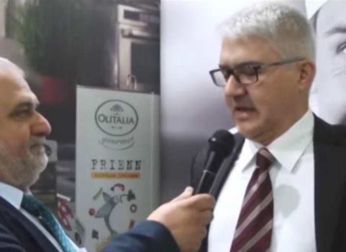 Roberto Amato, Direttore Marketing Olitalia a Identità Golose 2017 (Video)
