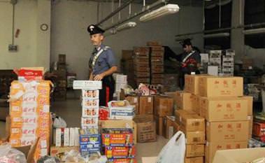 Che fine fanno i prodotti alimentari sequestrati?