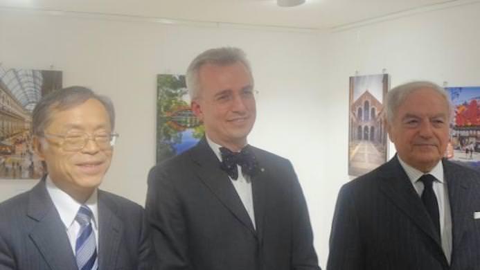 Intervista a Colombo Clerici:  Europa e Asia nell'era Trump, Giappone e India