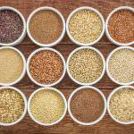 Cereali naturalmente senza glutine, ideali per celiaci