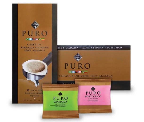 Puro di Caffè Milani: Un caffè per ogni ora