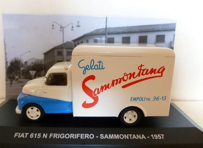 Primo gelato ecologico all'italiana di Sammontana