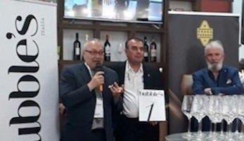 Un successo il lancio del Magazine Bubble's Italia a Vinitaly 2017