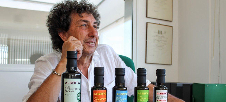 Alberto Galluffo e Mitsuyo Kitamura: olio extra vergine d'Arte per il Giappone