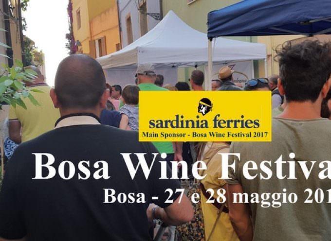 Bosa Wine Festival 2017 – sabato 27 e domenica 28 maggio 2017