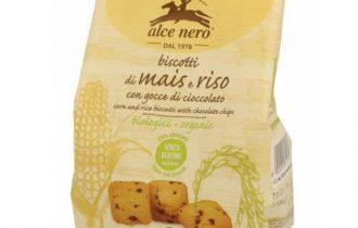 Alce Nero a Cosmofarma coi Gluten free e baby food per la farmacia