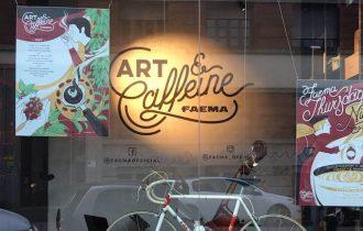 Faema presenta Thursday Night Throwdown: competizione di latte art