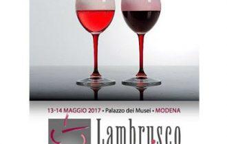 Lambrusco Mio: Il 13 e 14 maggio a Modena