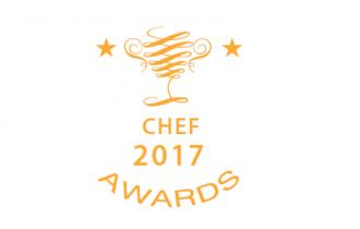 """Chef Awards 2017 – 29 Maggio Teatro """"La Verdi"""" – Newsfood è Media Partner"""