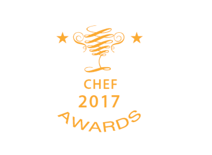 "Chef Awards 2017 – 29 Maggio Teatro ""La Verdi"" – Newsfood è Media Partner"