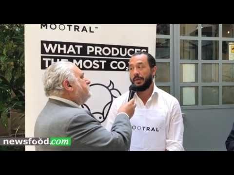 Michael Mathres, Presidente di Mootral: come ridurre il metano prodotto dai bovini (Video)