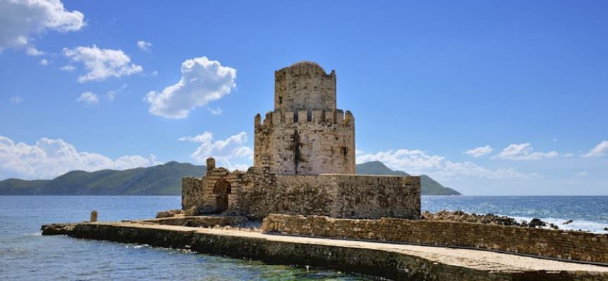 Grecia, Peloponneso: ancora oggi vacanze tranquille e risparmiose