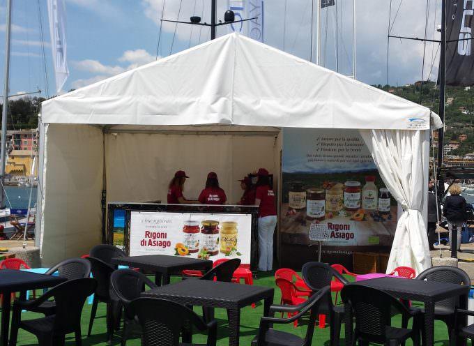 Rigoni di Asiago prosegue a gonfie vele per Santa Margherita alla Grande Festa del mare