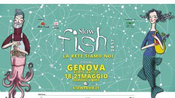 A Slow Fish 2017 l'appuntamento con i Master of Food raddoppia