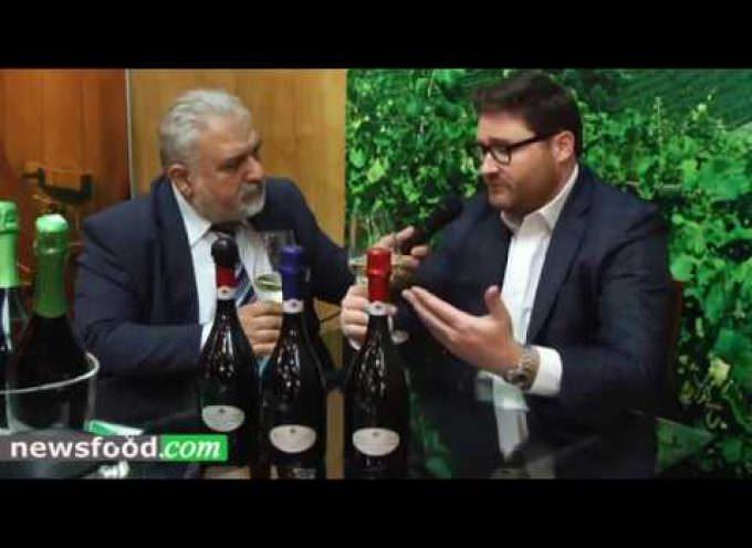 Federico Dal Bianco, Masottina, a Vinitaly 2017 (Video)