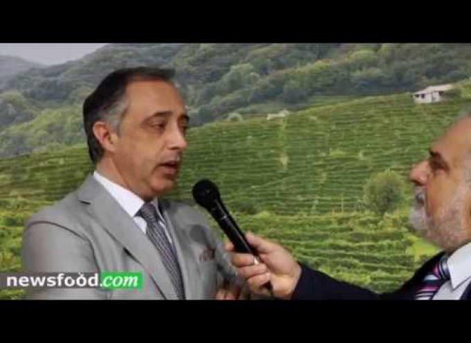 Vinitaly 2017: Mionetto festeggia 130 anni – Paolo Bogoni (video)