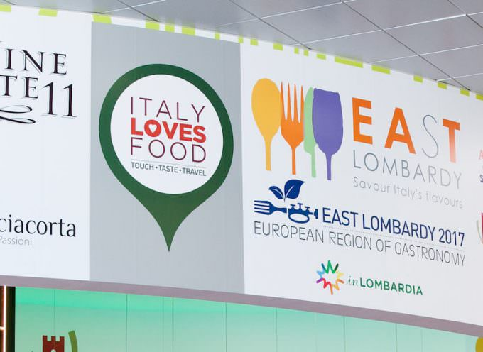 Aeroporto di Bergamo: eccellenze lombarde East Lombardy al check-in