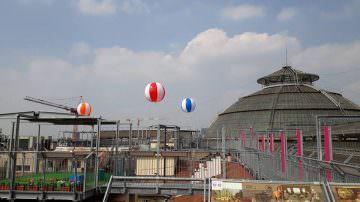 Pasquetta: pic nic a Milano con le mongolfiere