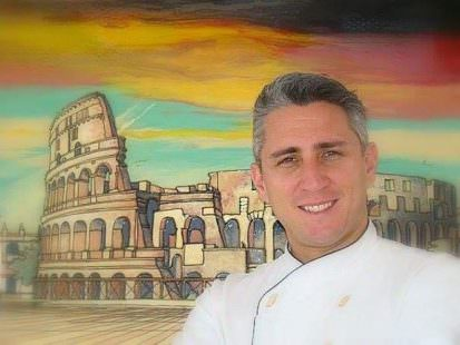 Chef Daniele Centaroli a Roma