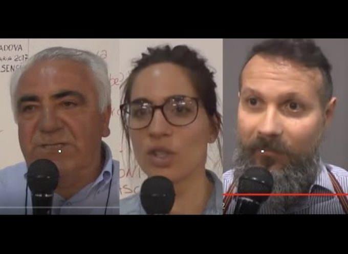 Ambrosia in fiera a Padova: Bruno Mori, Alessia Rigato, Alessandro Mazzoni (Video)