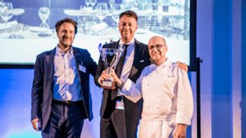 """Foodservice Award: Premiato """"Attimi by Heinz Beck"""""""