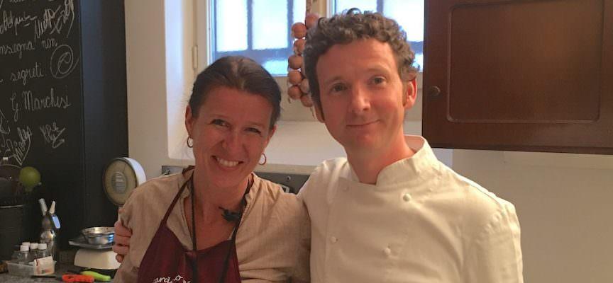 Da astrid vinatzer si chiacchiera e si impara a cucinare for Cucinare da chef