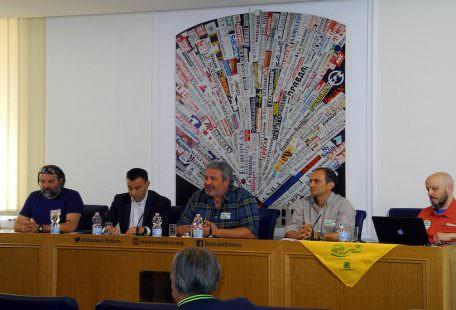 Conferenza stampa Aigae