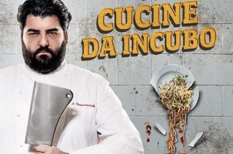 Cucine da incubo Antonino Cannavacciuolo
